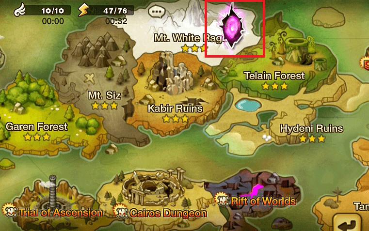 Dimensional Rift Guide