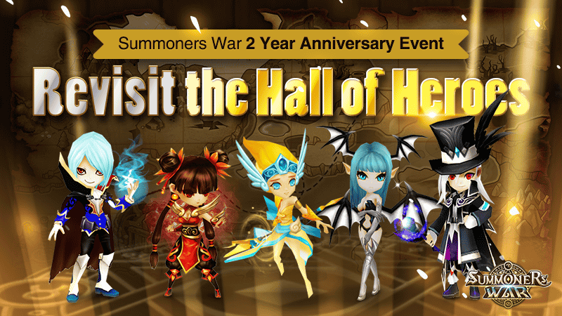 2 Year Anniversary HoH – Pick from 5 Previous Monsters!