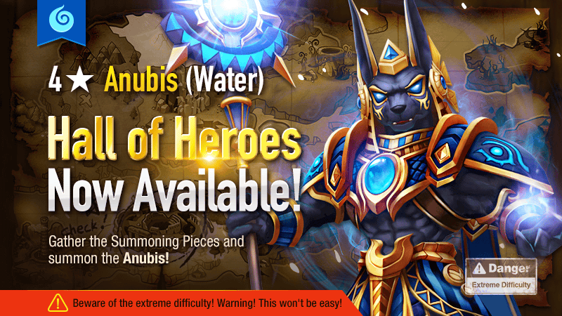 Anubis HoH September