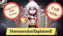 homunculus-guide