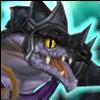 Dark Lizardman Devinodon Awakened Image