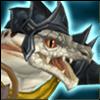 Light Lizardman Glinodon Awakened Image
