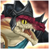 Fire Lizardman Igmanodon Awakened Image