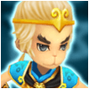 Light Monkey King Qitian Dasheng Awakened Image