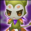 Wind Brownie Magician Aquila Image