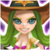 Wind Cow Girl Hannah Awakened Image