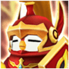 Fire Penguin Knight Naki Awakened Image