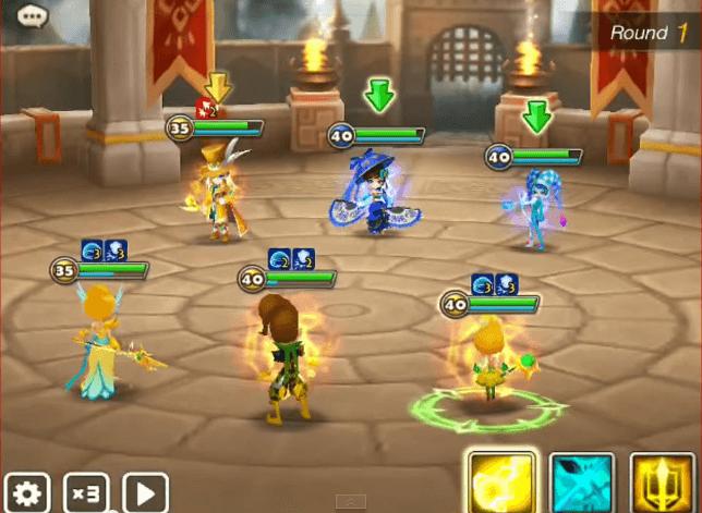 Guild Wars - Guild Battle
