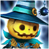 Water Jack-o'-lantern Chilling Awakened Image
