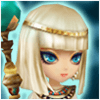 Light Desert Queen Isis Image