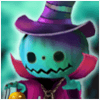Jack-o-'lantern Dark