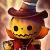 Fire Jack-o'-lantern Smokey Image