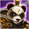 Wind Panda Warrior Feng Yan Awakened Image