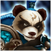 Water Panda Warrior Mo Long Awakened Image
