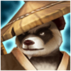 Light Panda Warrior Tian Lang Image