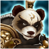 Light Panda Warrior Tian Lang Awakened Image