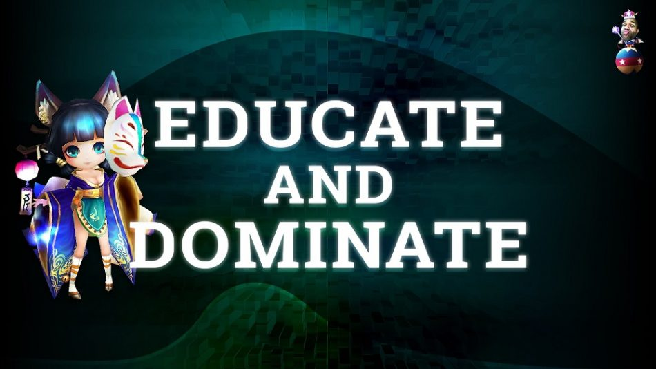 Summoners War Educate & Dominate Podcast [Rift Raids]
