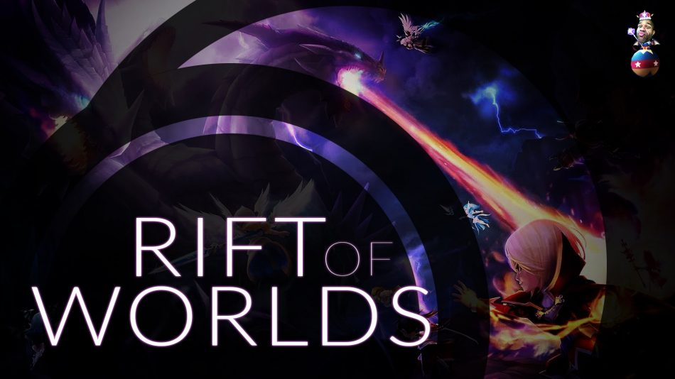 Rift of Worlds Fire, Ice, Wind, Light and Dark Beast Highlights [Childish Plays]