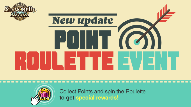Point Roulette Event