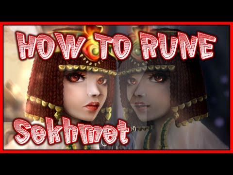 Sekhmet [Fire Desert Queen] – Top Tier Arena Defender?