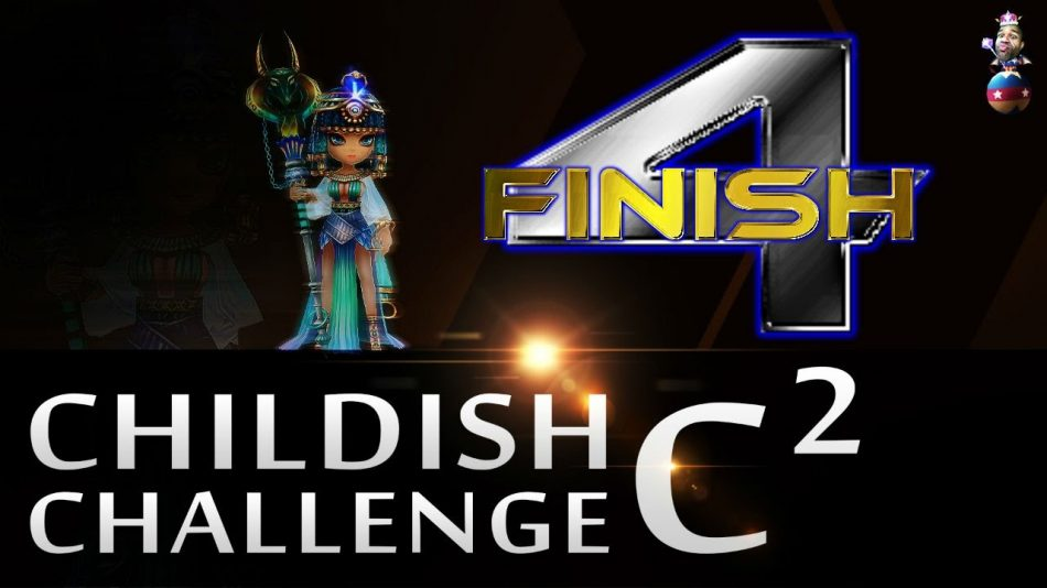 """FINISH WITH FOUR"" Childish Challenge (C²) [Giftcard Giftaway – Details Inside!]"