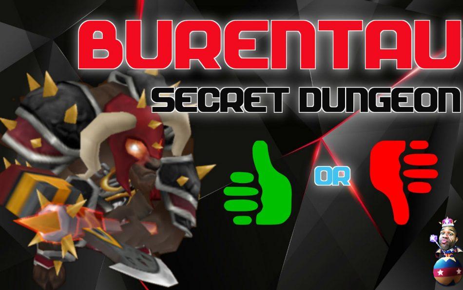Fire Minotaurs [Burentau] Secret Dungeon – November 2016