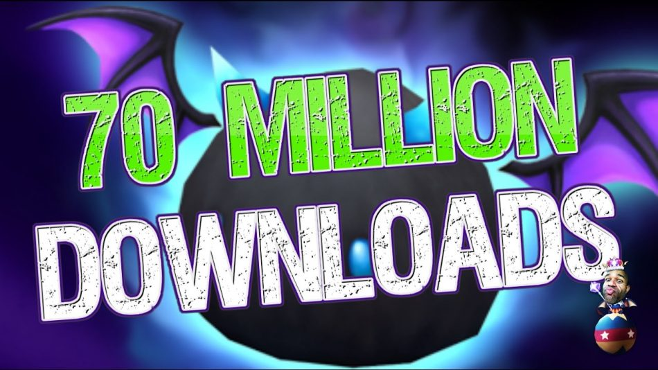 70 Million Download Event
