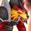 Fire Werewolf Garoche Awakened Image