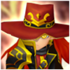 Fire Bounty Hunter Randy Awakened Image