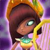 Wind Harp Magician Triana Image