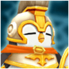 Light Penguin Knight Dona Image
