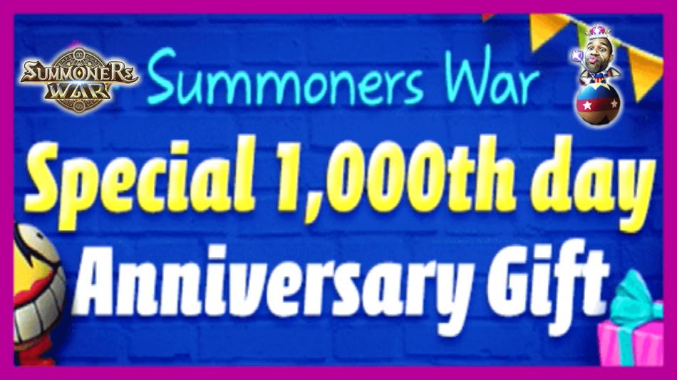 Anniversary Gift + Arena Challenge