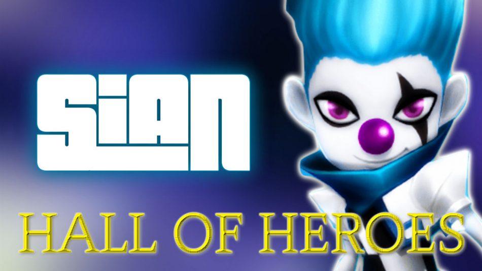Hall of Heroes : Sian The Water Joker!