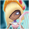Light Harp Magician Celia Image