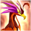 Fire Phoenix Perna Image