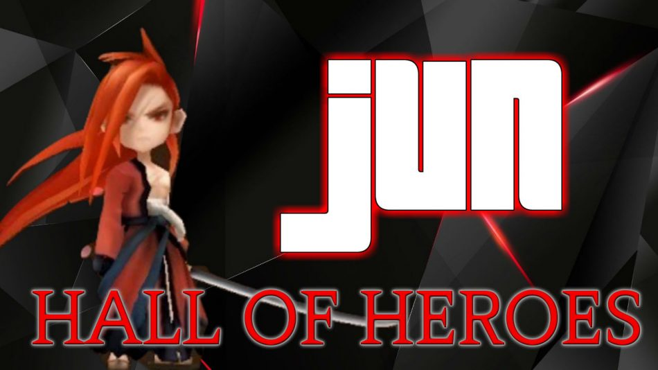 Hall of Heroes – Jun the Fire Samurai