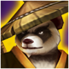Wind Panda Warrior Feng Yan Image
