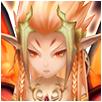 Fire Fairy King Daphnis Awakened Image