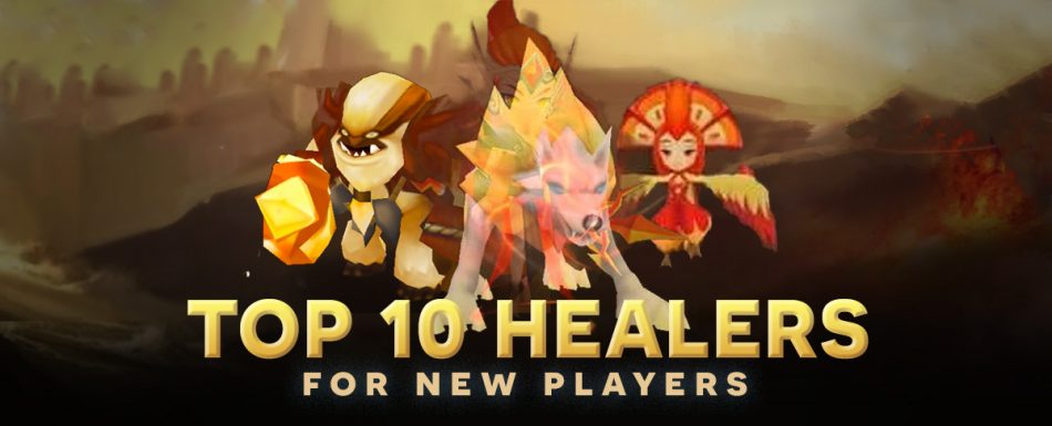 [Top 10] Healers for New Players