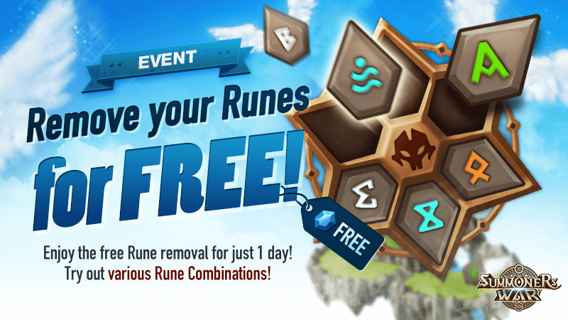 Rune Removal Day!
