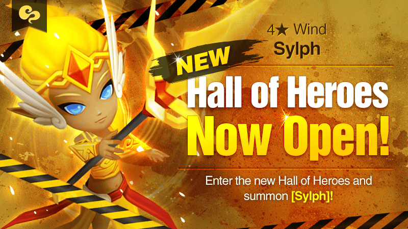 Wind Sylph – Shimitae [June 2017 Hall of Heroes]