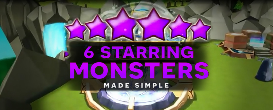 6 Starring Monsters Made Simple