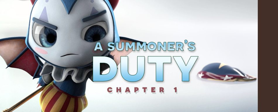 A Summoner's Duty [Chapter 1]