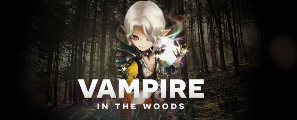 Vampire in the Woods