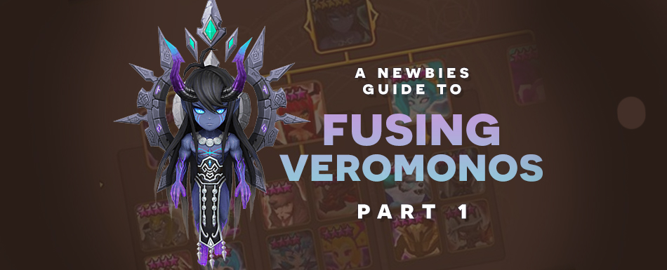 A Newbies Guide to Fusing Veromos: Part 1 (Prologue and Kumae)