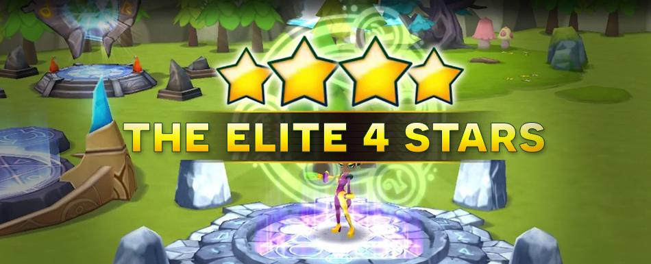The Elite 4 Stars