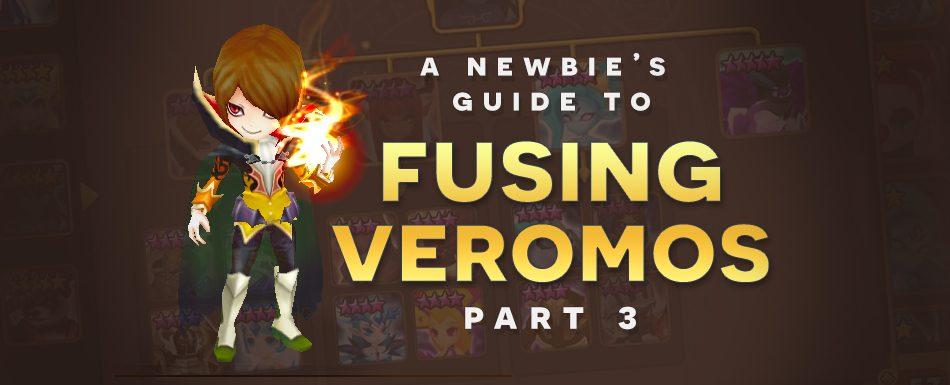 A Newbie's Guide to Fusing Veromos: Part 3 (Argen)