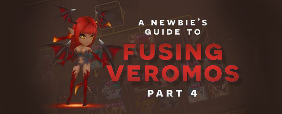 A Newbie's Guide to Fusing Veromos: Part 4 (Akia)