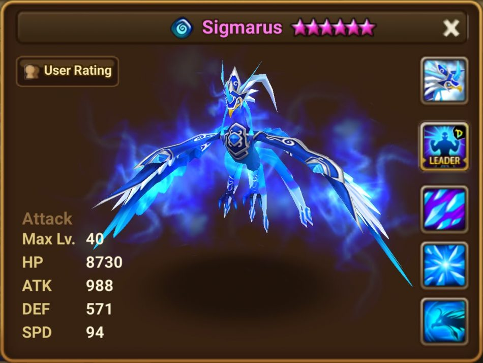 A Newbie's Guide to Fusing Sigmarus: Part 4 (Sigmarus and Your DB10 Team)