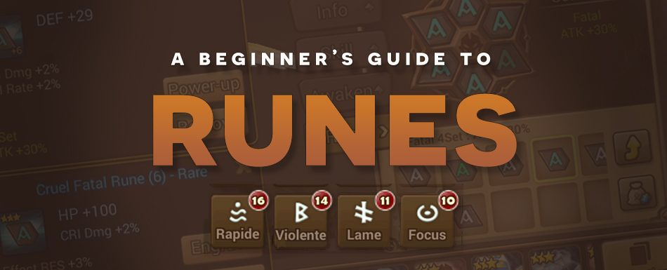 A Beginner's Guide to Runes